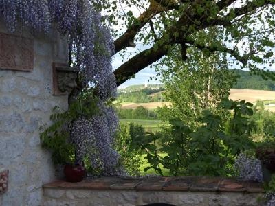 french holiday rental farmhouse cahors