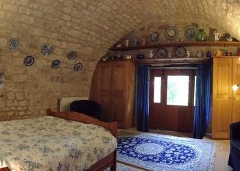 French holiday farmhouse Master Bedroom