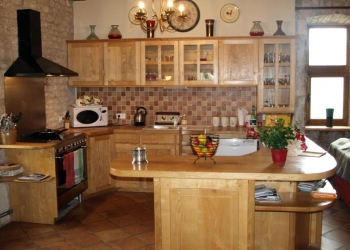 kitchen-villa-holiday-rental-cahors-france